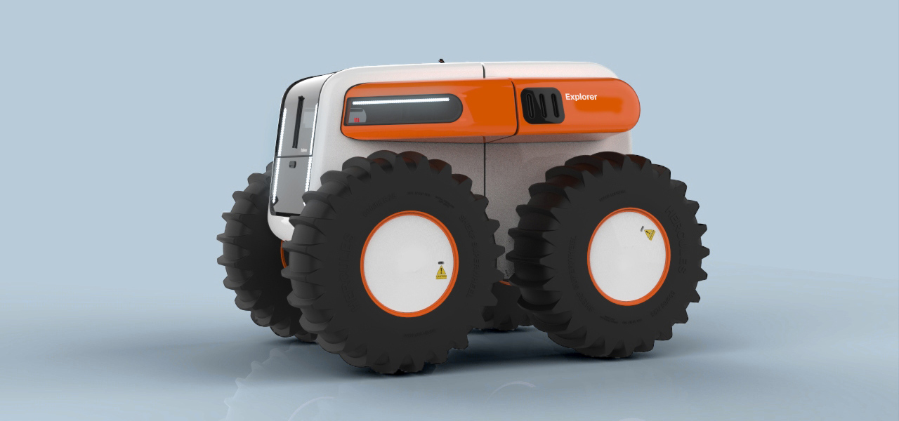 All Terrain Vehicle / Mathias Franzke