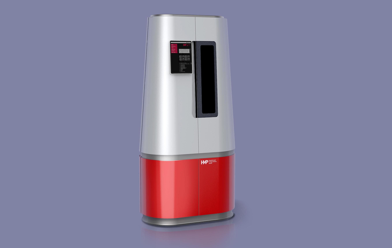 Kalibrierautomat für Asphaltprüfgeräte / Remigiusz Kwapik