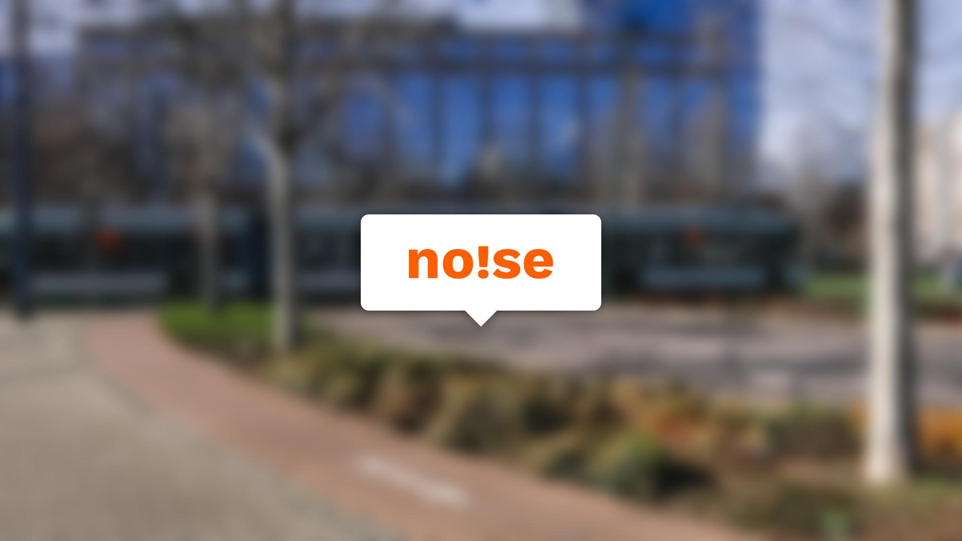 no!se - Lärmverschmutzung sichtbar machen