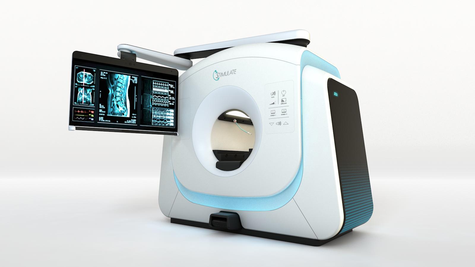 MRT-Gerät für die interventionelle Radiologie / Claudius Lotz