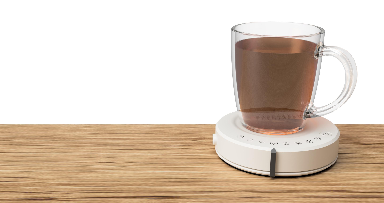 Thermometer/Timer für Kaffee & Tee