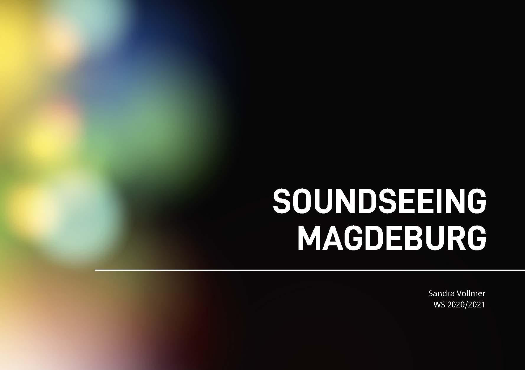 Soundseeing Magdeburg