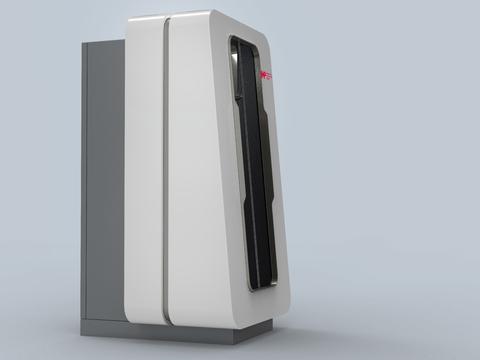 Kalibrierautomat für Asphaltprüfgeräte / Nataliya Milatz