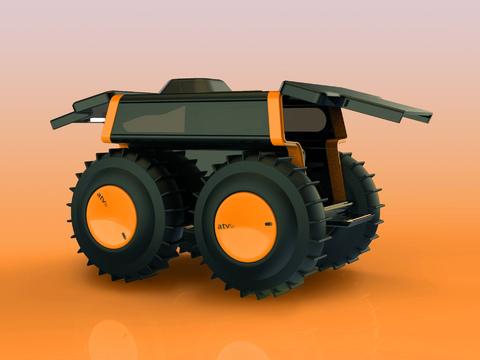 All Terrain Vehicle / Xuejun Wang