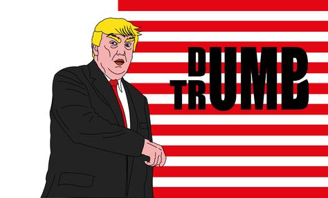 DUMB TRUMP