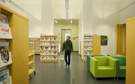 Konzeption eines ganzheitlichen Bibliothekssystems