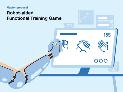 Master Proposal | Robot-aided Functional Training Game