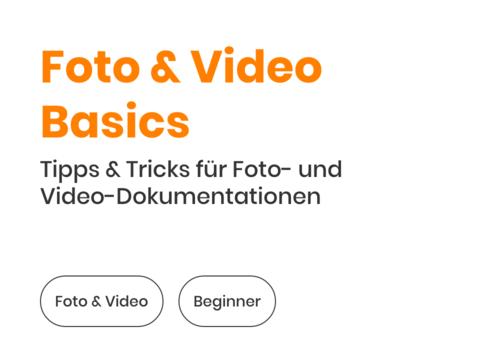 Foto & Video Basics
